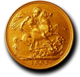 Invest in Gold Sovereigns