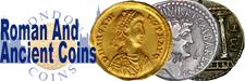 Ancient Coins : Covers all Roman material, Ancient Greek coins as well as Celtic and all other ancient coinage, both small and bulk lots.