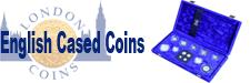 Sell your English Cased and Proof Coins
