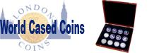 Sell your World Cased and Proof Coins