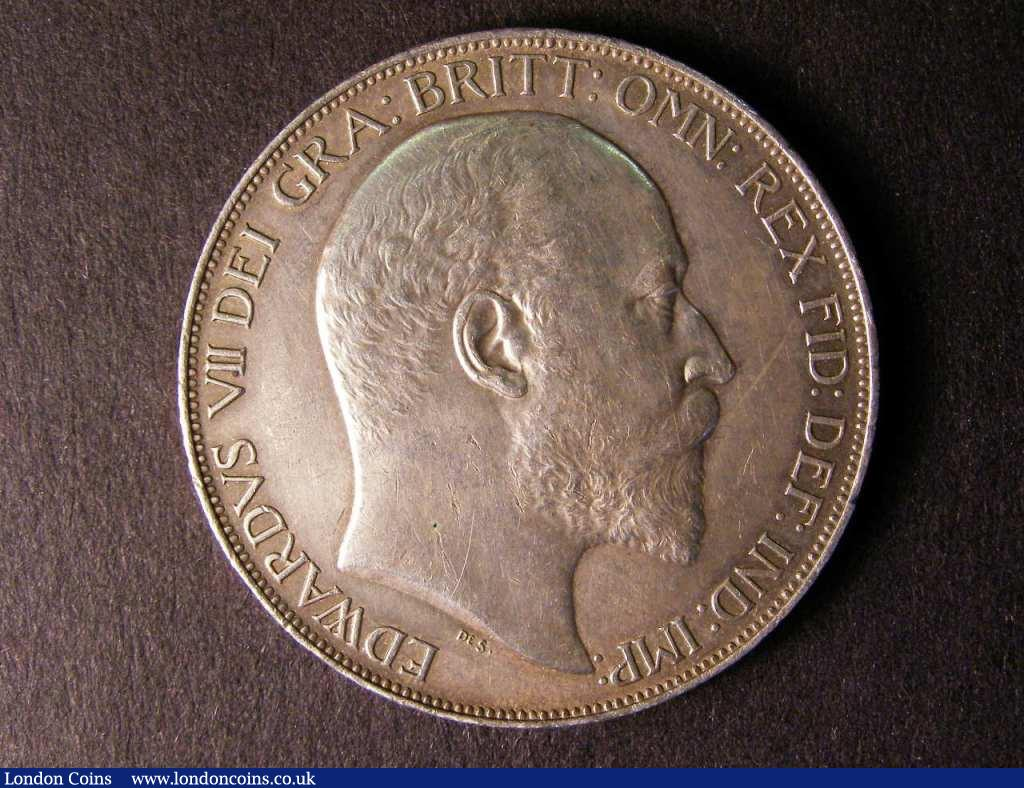 Crown 1902 ESC 361 NEF/GVF : English Coins : Auction 122 : Lot 1496
