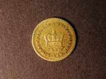 London Coins : A122 : Lot 1951 : Third Guinea 1810 S.3740 Fine/Good Fine