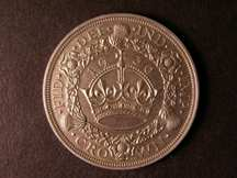 London Coins : A124 : Lot 236 : Crown 1936 ESC 381 EF