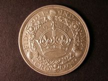 London Coins : A124 : Lot 239 : Crown 1936 ESC 381 Good EF