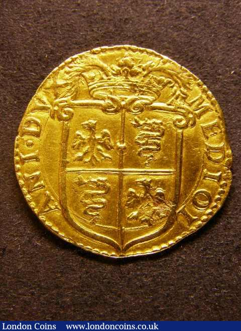 Italy Gold Doppia 1589 Milan mint GVF : World Coins : Auction 125 : Lot 826