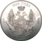 London Coins : A128 : Lot 2158 : Russia INA Retro Patterns Nicholas I (1825-1855) 1832 - dated Medal or ' 1 ? Rouble? Lot compr...