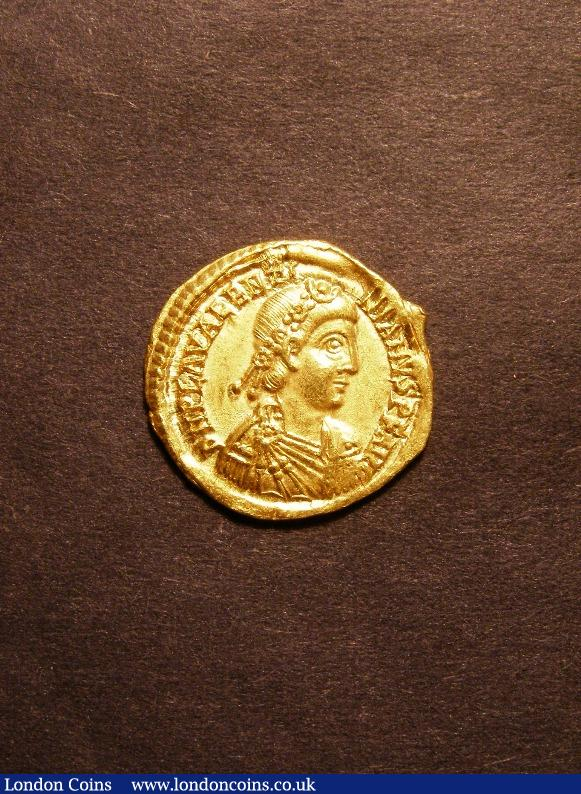 Solidus Roman Gold : Buy and Sell Ancient Coins : Auction Prices