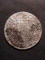 London Coins : A129 : Lot 802 : German States - Saxony Thaler 1628 HI KM#132 Fine but under weight at 22 grammes instead of approx. ...