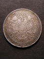 London Coins : A129 : Lot 815 : Hong Kong Dollar 1868 KM#10 Fine/Good Fine with some surface marks,