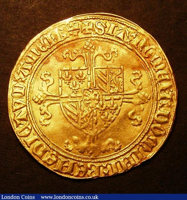 Belgium - Brabant Philip the Good, Cavalier d'Or undated (1419-1467) Brussels, ruler charging right on horseback Friedberg 116 VF : World Coins : Auction 130 : Lot 472