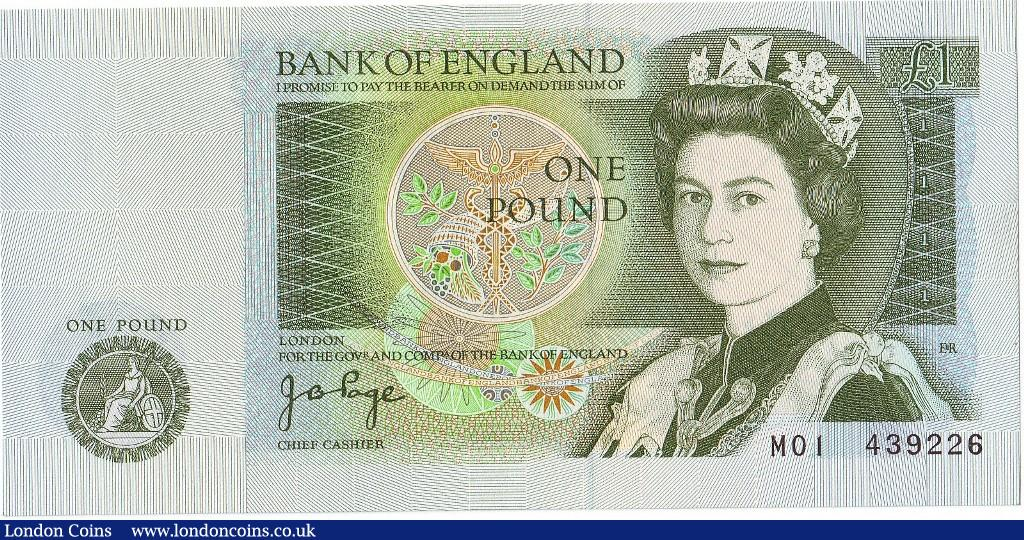 bank of england note serial numbers