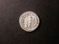 London Coins : A132 : Lot 600 : Roman Denarius Severus Alexander 222-235AD Reverse with Annona standing left with corn ears, mod...