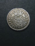 London Coins : A133 : Lot 1419 : Mexico Real 1766M KM#77 GVF