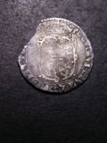 London Coins : A133 : Lot 212 : Sixpence Philip and Mary 1555 S.2506 with no mintmark, beaded inner circle, Fine and with sl...