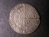 London Coins : A134 : Lot 1745 : Groat Henry VI Rosette-Mascle issue Calais Mint S.1859 Good Fine