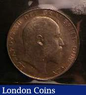 Halfcrown 1907 ESC 752 ICCS AU50 : Certified Coins : Auction 137 : Lot 391