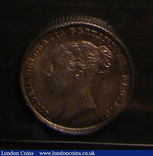 Sixpence 1839 ESC 1684 ICCS AU55 : Certified Coins : Auction 137 : Lot 408