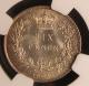 London Coins : A137 : Lot 410 : Sixpence 1864 ESC 1713 Die Number 36 NGC MS62