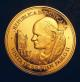 London Coins : A138 : Lot 1179 : Dominican Republic 250 Pesos Gold One Ounce undated (1979) Visit of Pope John Paul II KM#56 Proof a ...