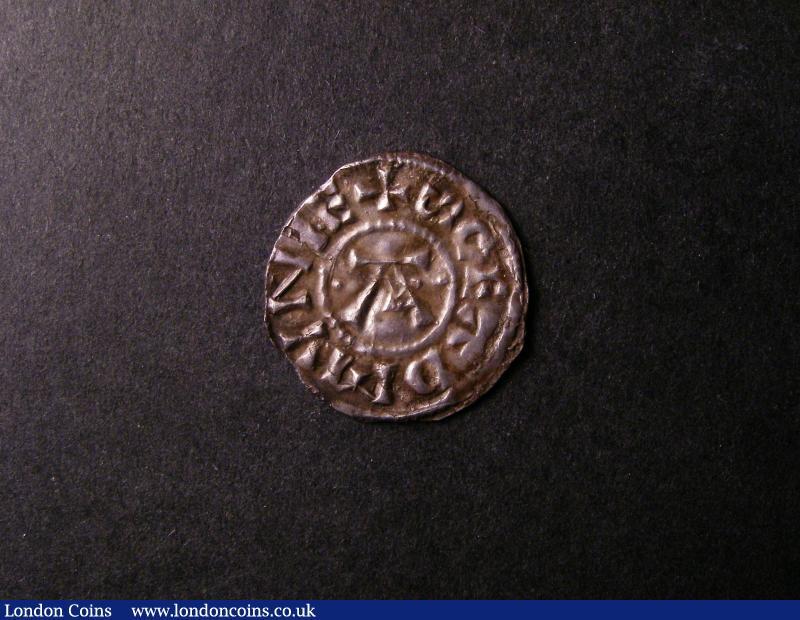 Penny St Edmund memorial coinage S 961 North 483 semi