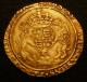 London Coins : A140 : Lot 1369 : Half Sovereign Henry VIII Posthumous issue mintmark E S.2297 Good Fine or slightly better and pleasi...