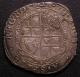London Coins : A140 : Lot 1376 : Halfcrown Charles I Third Horseman type 3a2 mintmark Triangle, cloak flies from shoulder, Re...