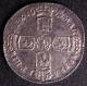 London Coins : A140 : Lot 2247 : Sixpence 1696 First Bust, Early Harp ESC 1533 with many die cracks, one of which goes throug...