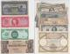 London Coins : A140 : Lot 761 : World banknotes (29) includes scarcer types British Guiana $1 1942, Trinidad $2 1939,...
