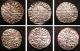 London Coins : A141 : Lot 1125 : Pennies Henry III (6) GF to VF