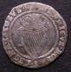 London Coins : A141 : Lot 737 : Ireland Shilling James I Second Coinage S.6515 Mintmark Escallop NVG/VG Rare