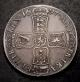 London Coins : A142 : Lot 1981 : Crown 1697 ESC 96 Fine with grey tone, the reverse slightly better, a problem-free example&#...