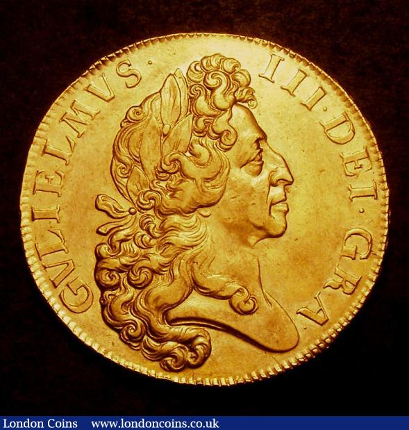 foto de Guinea 1701 : Buy and Sell English Coins : Auction Prices