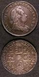 London Coins : A142 : Lot 2886 : Sixpence 1723 SSC First Bust, Small Lettering on obverse ESC 1600 GF with a couple of old scratc...