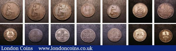 farthing token auction prices. Black Bedroom Furniture Sets. Home Design Ideas