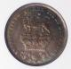 London Coins : A142 : Lot 633 : Shilling 1826 Lion on Crown ANACS AU58 we grade EF toned