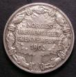London Coins : A143 : Lot 1035 : Norway 2 Kroner 1906 Norway Independence KM#363 EF