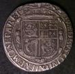 London Coins : A143 : Lot 1073 : Scotland 30 Shillings Charles I Third Coinage, F by horse's hoof S.5555 About Fine/Fine