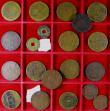 London Coins : A143 : Lot 1210 : China Cash - Mother of seed coin for 10 cash, plus another 10 Cash, Ho-Nan, China - Szechuan Provinc...