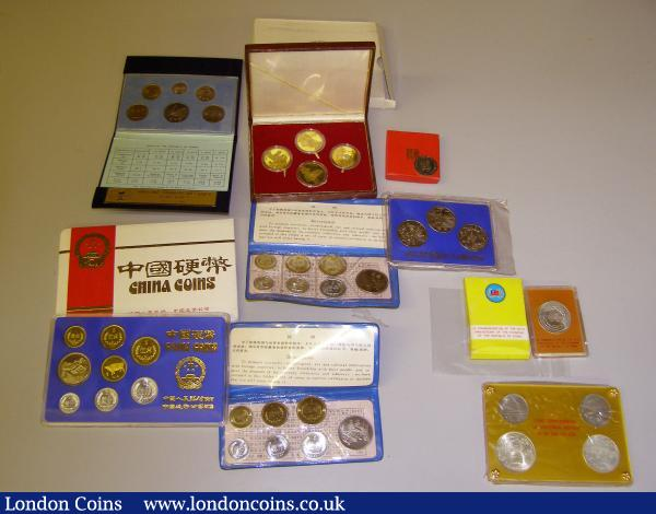 Canada Coins & Paper Money 1995 Unc Set In Original Package Bright Luster