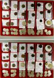 London Coins : A143 : Lot 1283 : Islamic Ancients (45) includes Abbasid, Ummayad, Ottoman and others a varied group most with attribu...