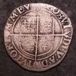London Coins : A144 : Lot 1254 : Shilling Elizabeth I Sixth Issue S.2577 mintmark O VG