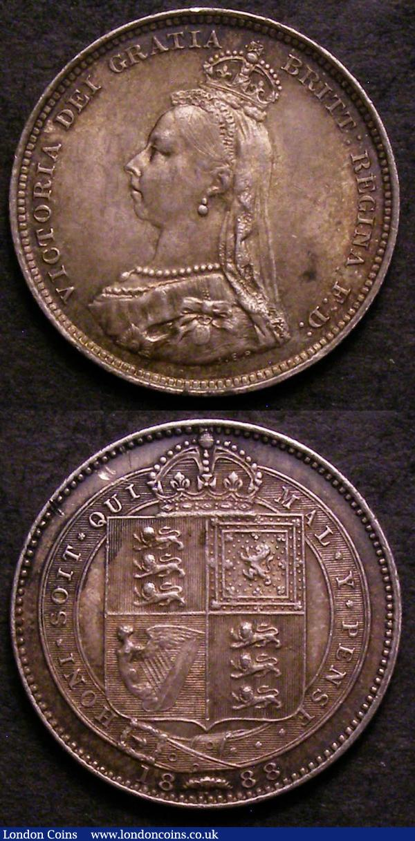 double florin 1888 shilling buy and sell english coins auction prices. Black Bedroom Furniture Sets. Home Design Ideas