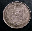London Coins : A144 : Lot 1924 : Shilling 1824 ESC 1251 NEF toned