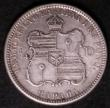London Coins : A144 : Lot 739 : USA Hawaii Quarter Dollar 1883 Breen 8032 VF