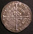 London Coins : A145 : Lot 1229 : Groat Henry VI Calais Mint Annulets at neck S.1836 VF and nicely toned with a couple of small weak a...