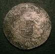 London Coins : A146 : Lot 1389 : Spanish Netherlands - Brabant Ducaton 1659 KM#72.2 Good Fine