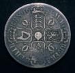 London Coins : A147 : Lot 2081 : Crown 1681 ESC 64 VG with a couple of weaker areas on the reverse