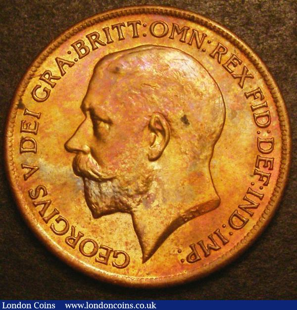 Penny 1919 : Buy and Sell English Coins : Auction Prices