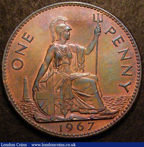 Penny 1967 : Auction Prices