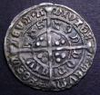 London Coins : A148 : Lot 1495 : Groat Edward IV First reign Light Coinage S.2000 Quatrefoils at neck London Mint, mintmark Crown VF ...